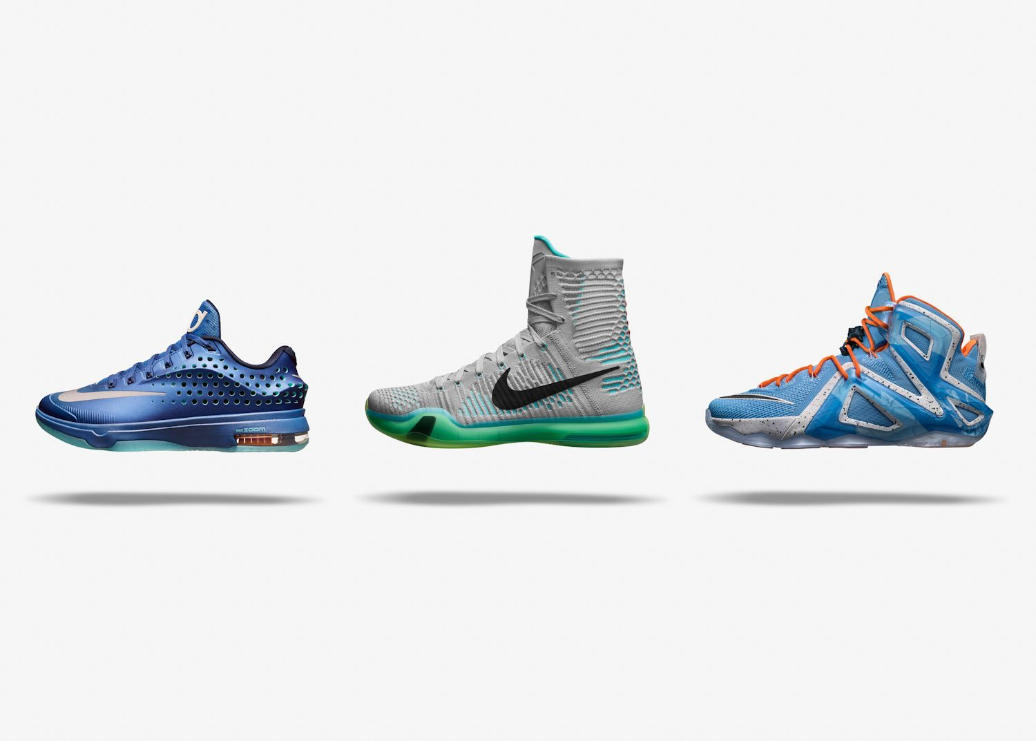 Nike Basketball Elite Series Collections 37