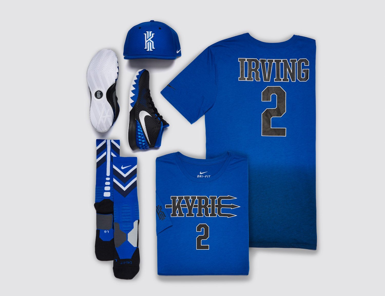 Nike Kyrie 1 Brotherhood 1