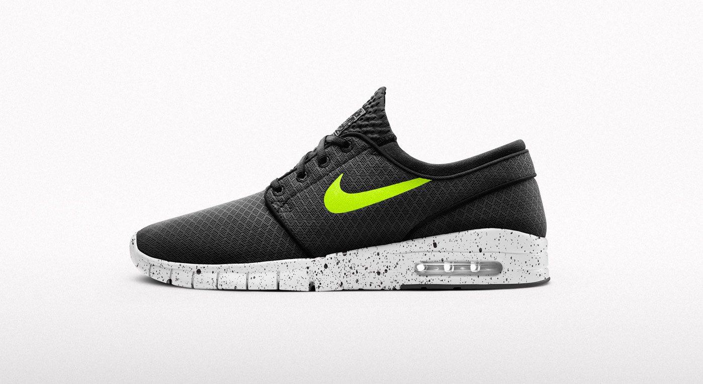 Nike Stefan Janoski Max iD 2