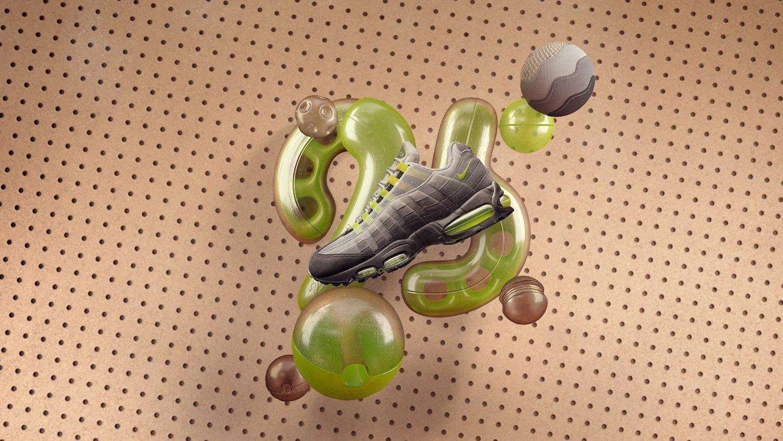 Nike präsentiert Die Nike Air Max Icons 14