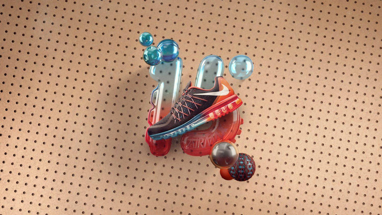 Nike präsentiert Die Nike Air Max Icons 18
