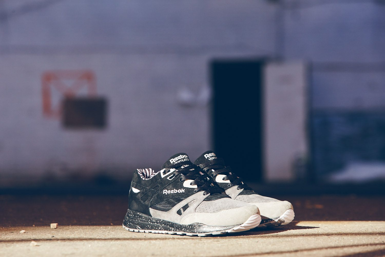 Reebok Classic x Mighty Healthy Ventilator 1