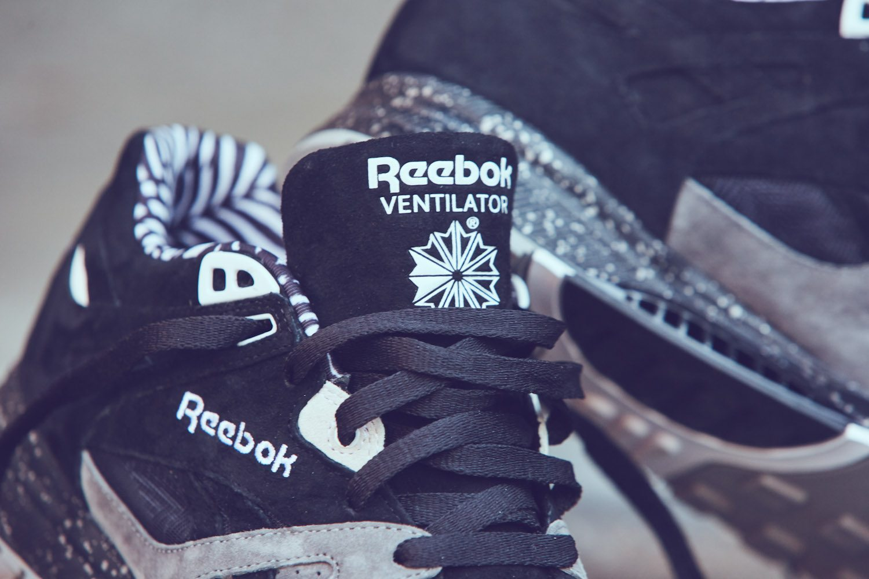 Reebok Classic x Mighty Healthy Ventilator 5