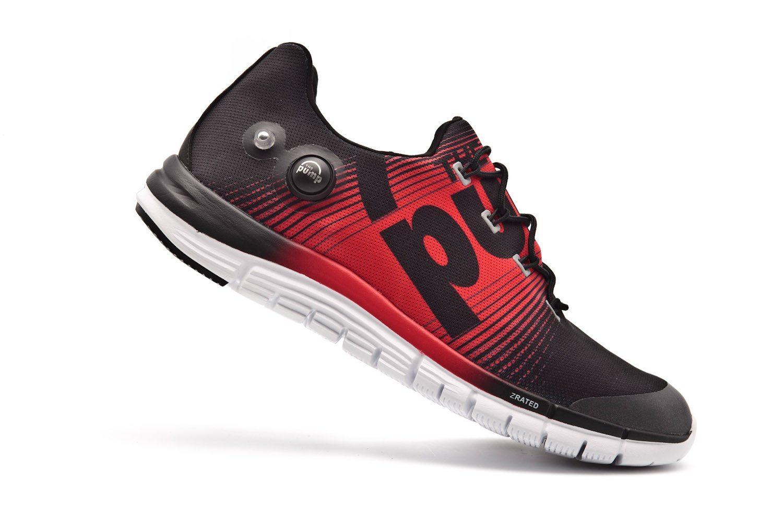 Reebok ZPump Fusion Die Running Revolution 32