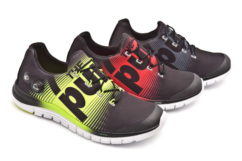 Reebok ZPump Fusion Die Running Revolution 34