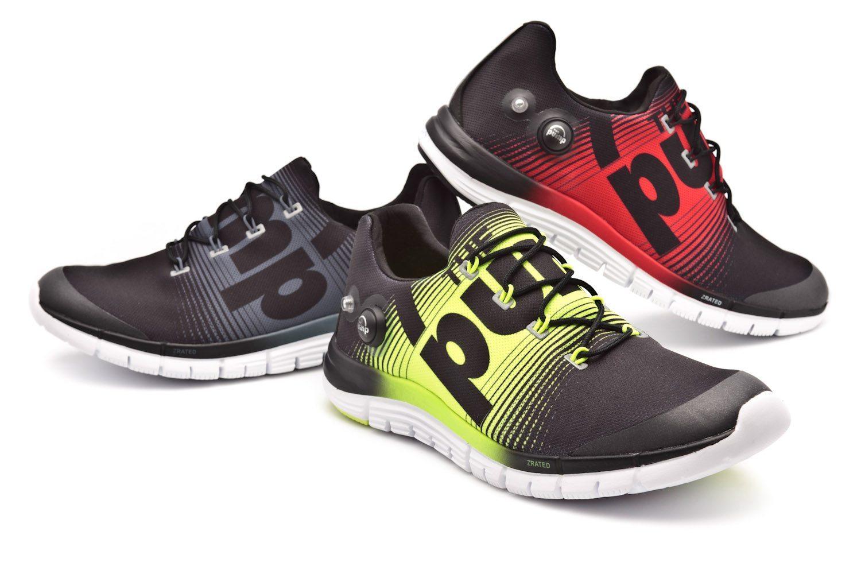 Reebok ZPump Fusion Die Running Revolution 35