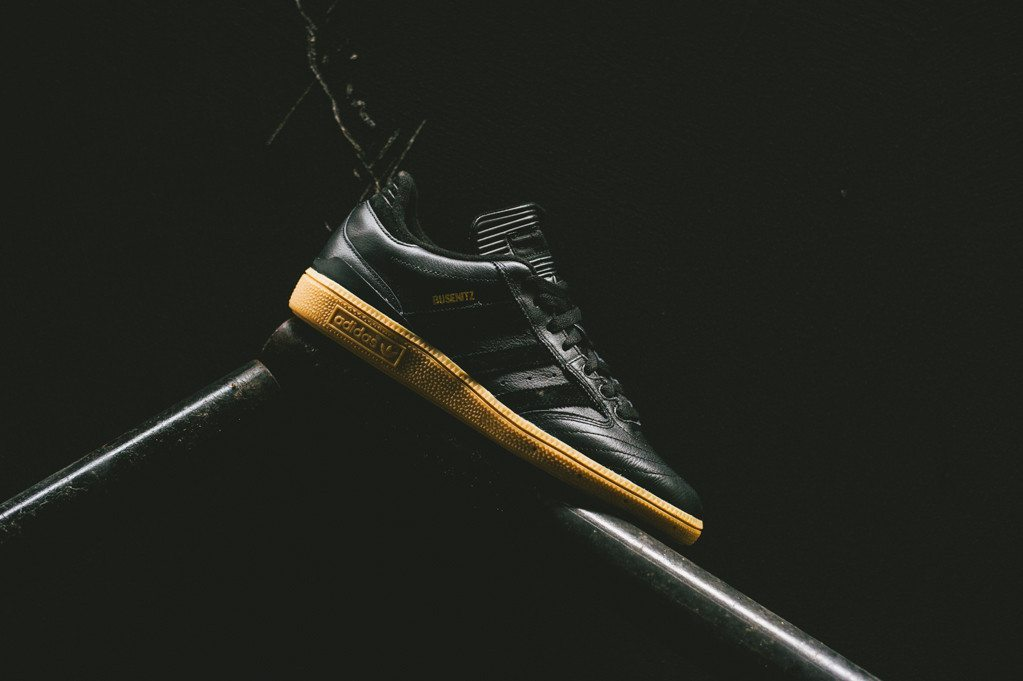 adidas Originals Busenitz Black Gum 1