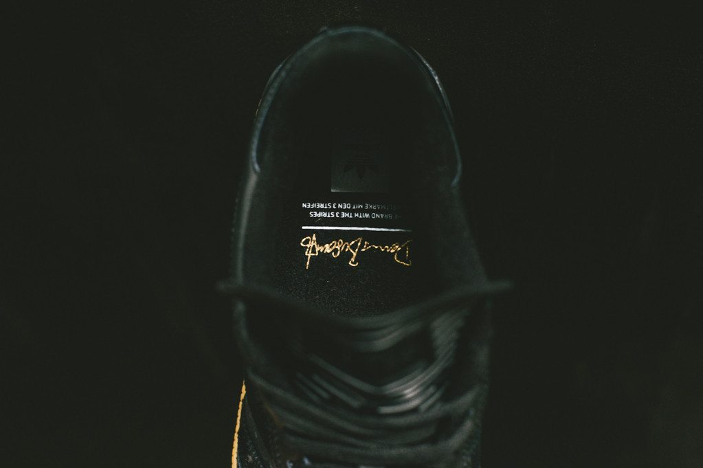 adidas Originals Busenitz Black Gum 2
