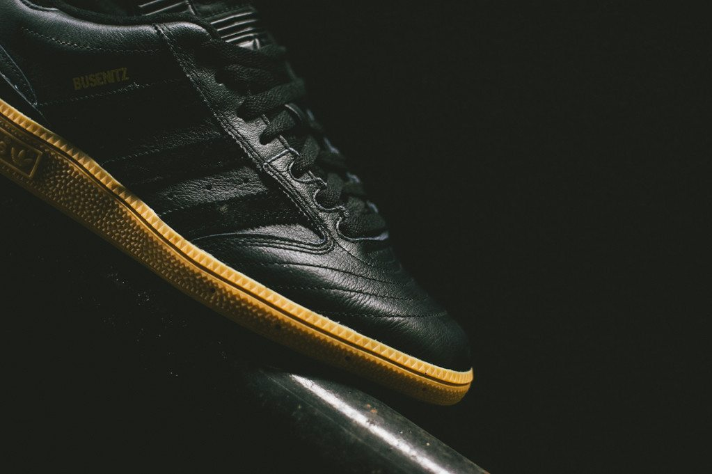 adidas Originals Busenitz Black Gum 4