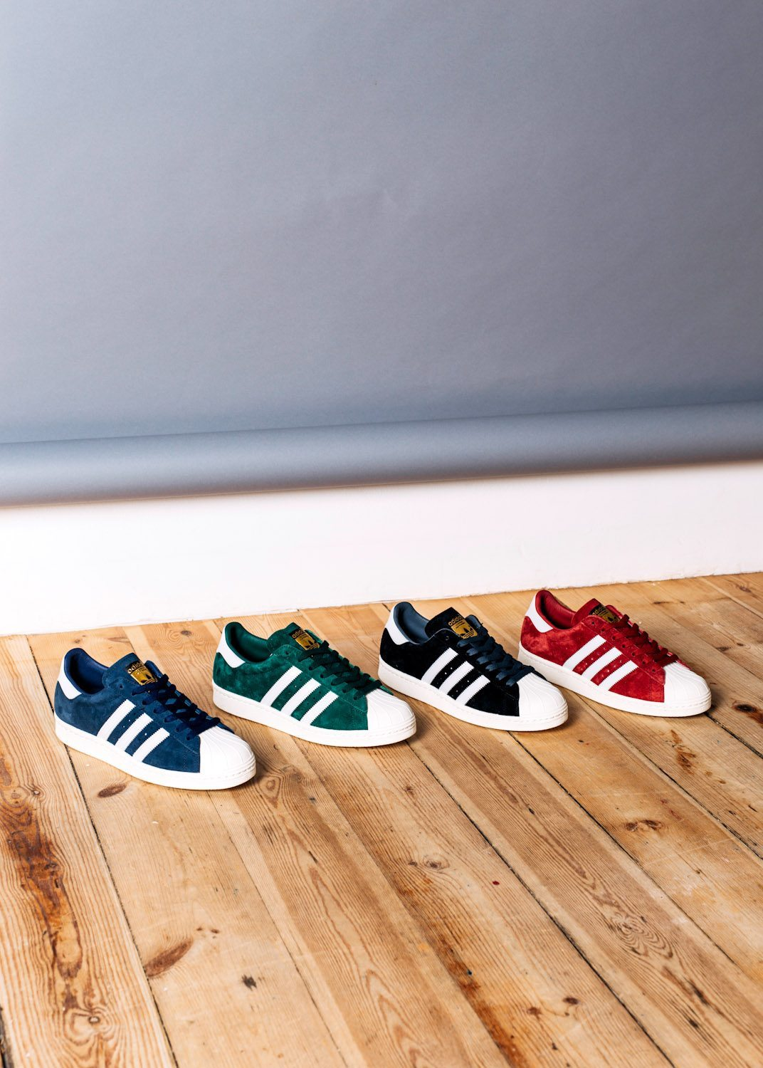 adidas Originals Superstar Suede Classics Pack 1