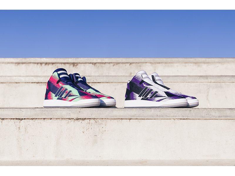 adidas Originals Veritas Mid Graphic Weave Pack