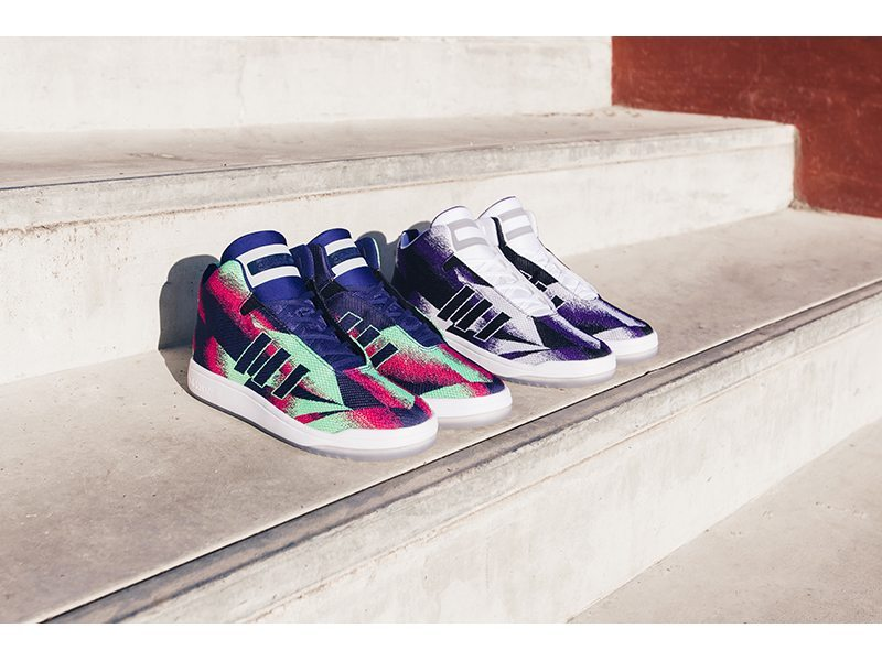 adidas Originals Veritas Mid Graphic Weave Pack 7