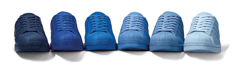 adidas Originals x Pharrell Williams Superstar Supercolor Pack 10