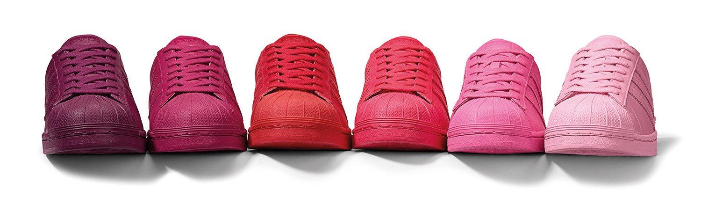 adidas Originals x Pharrell Williams Superstar Supercolor Pack 11