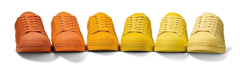 adidas Originals x Pharrell Williams Superstar Supercolor Pack 8