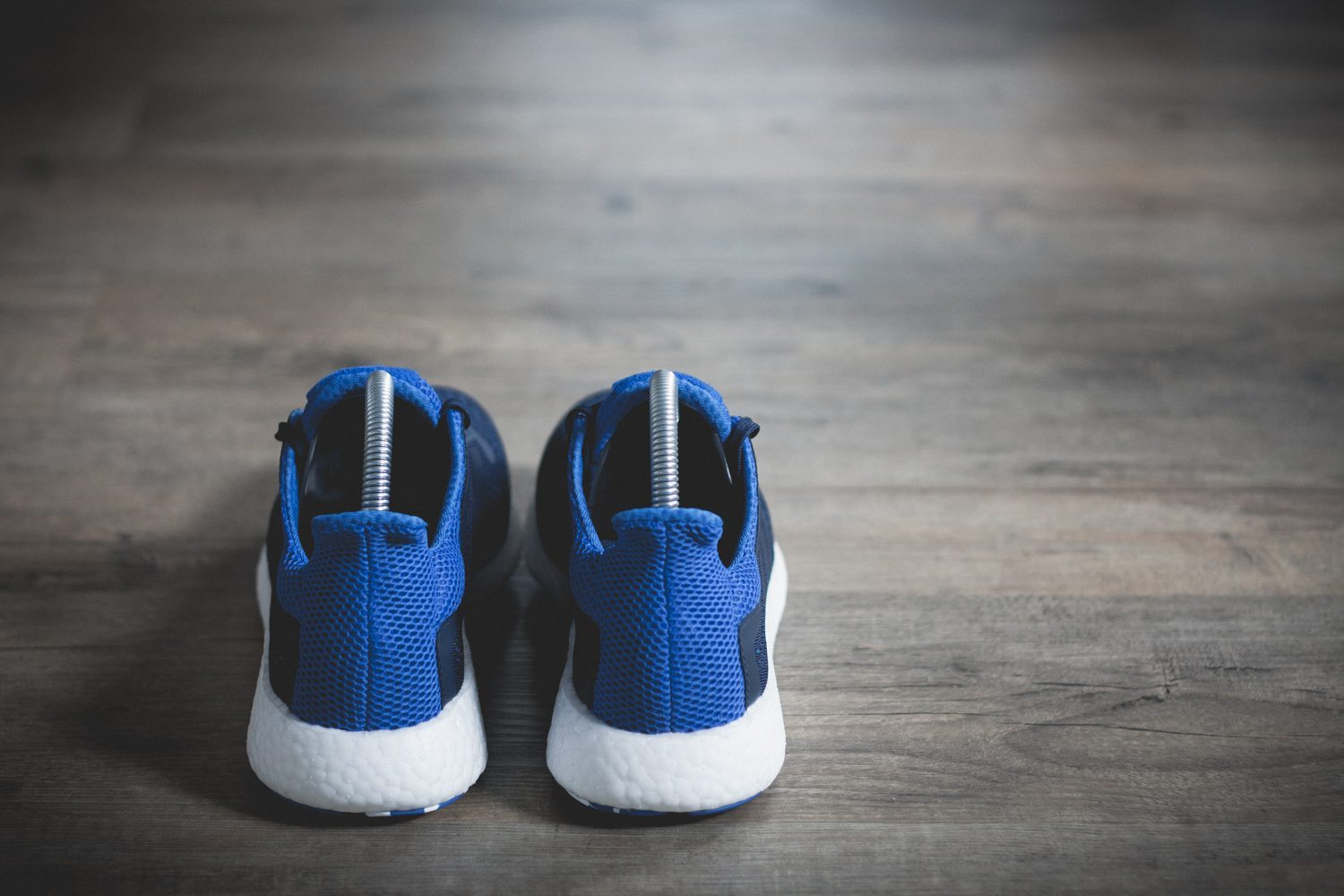 adidas Pure Boost Chill Blue White Review 10