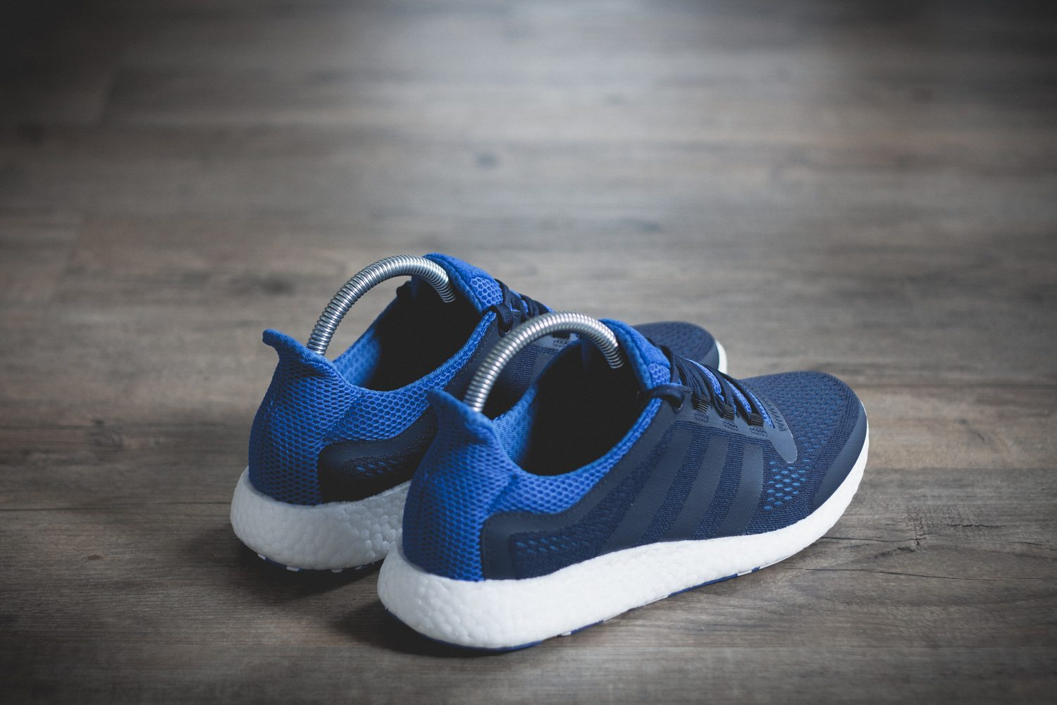 adidas Pure Boost Chill Blue White Review 11