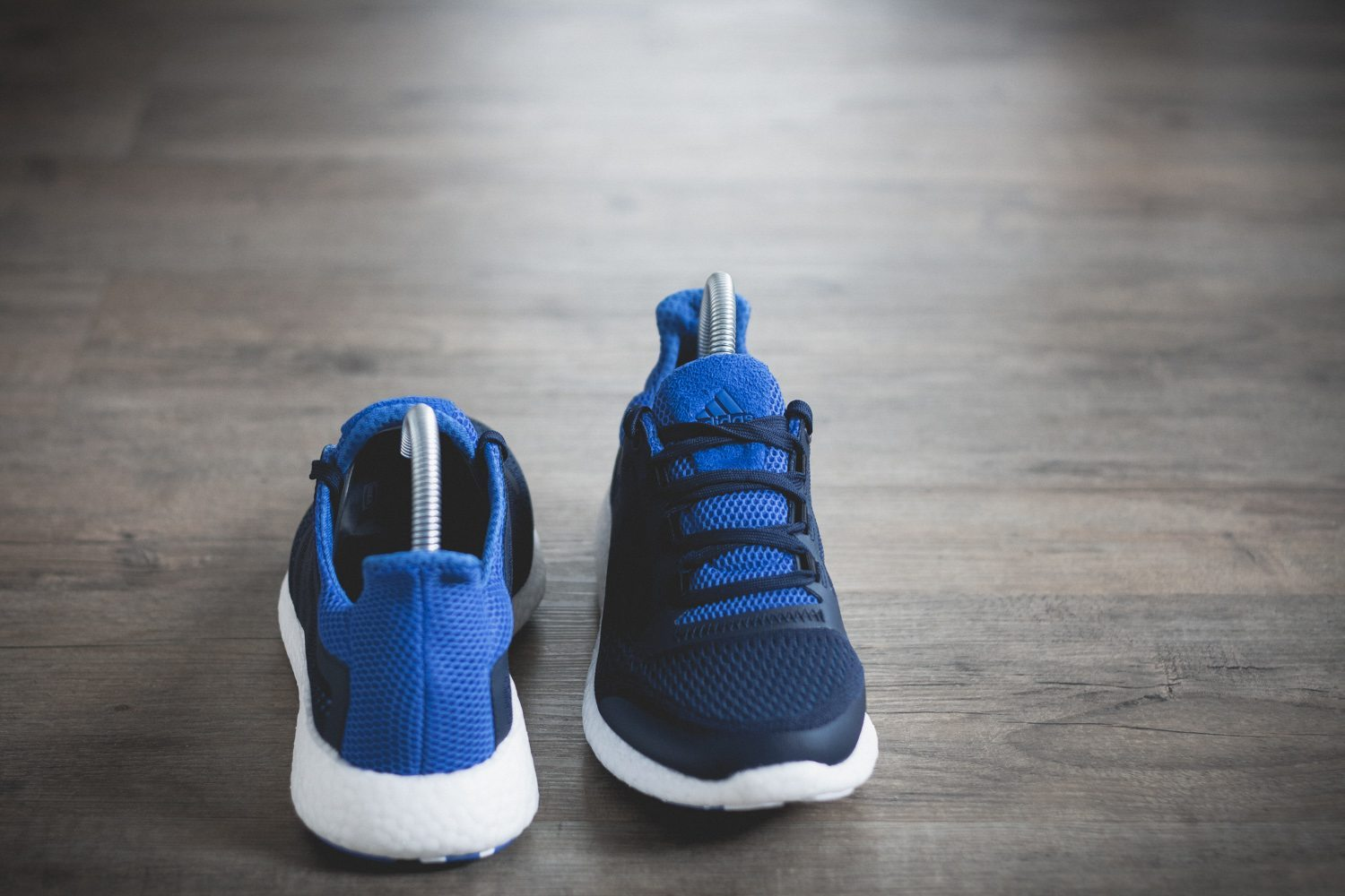 adidas Pure Boost Chill Blue White Review 13