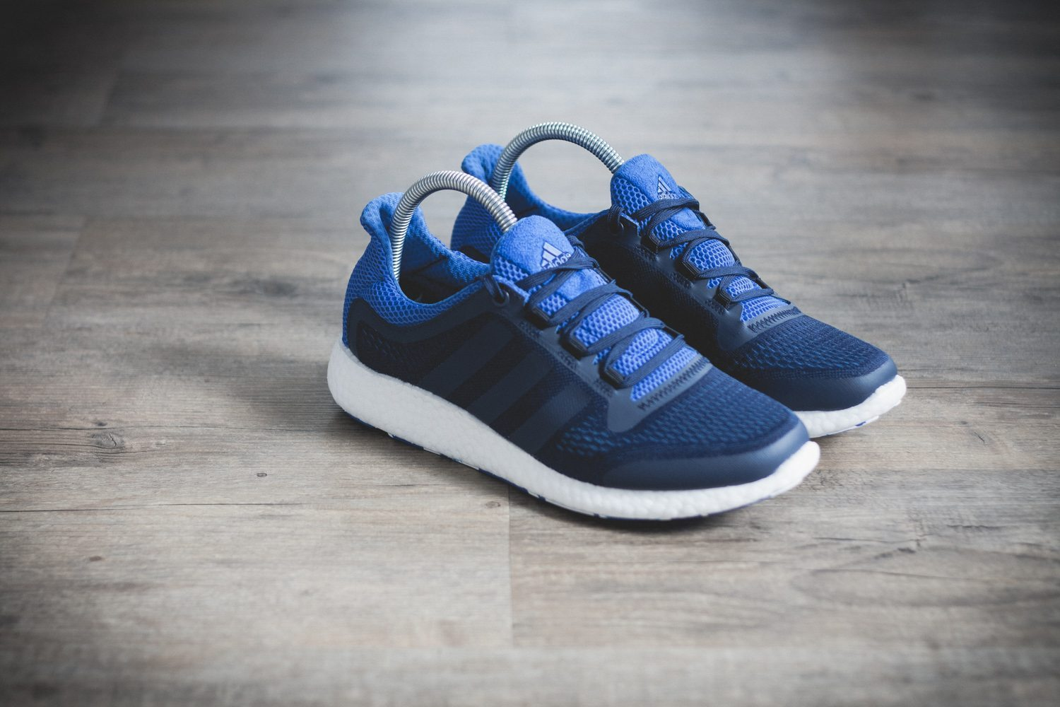 adidas Pure Boost Chill Blue White Review 2