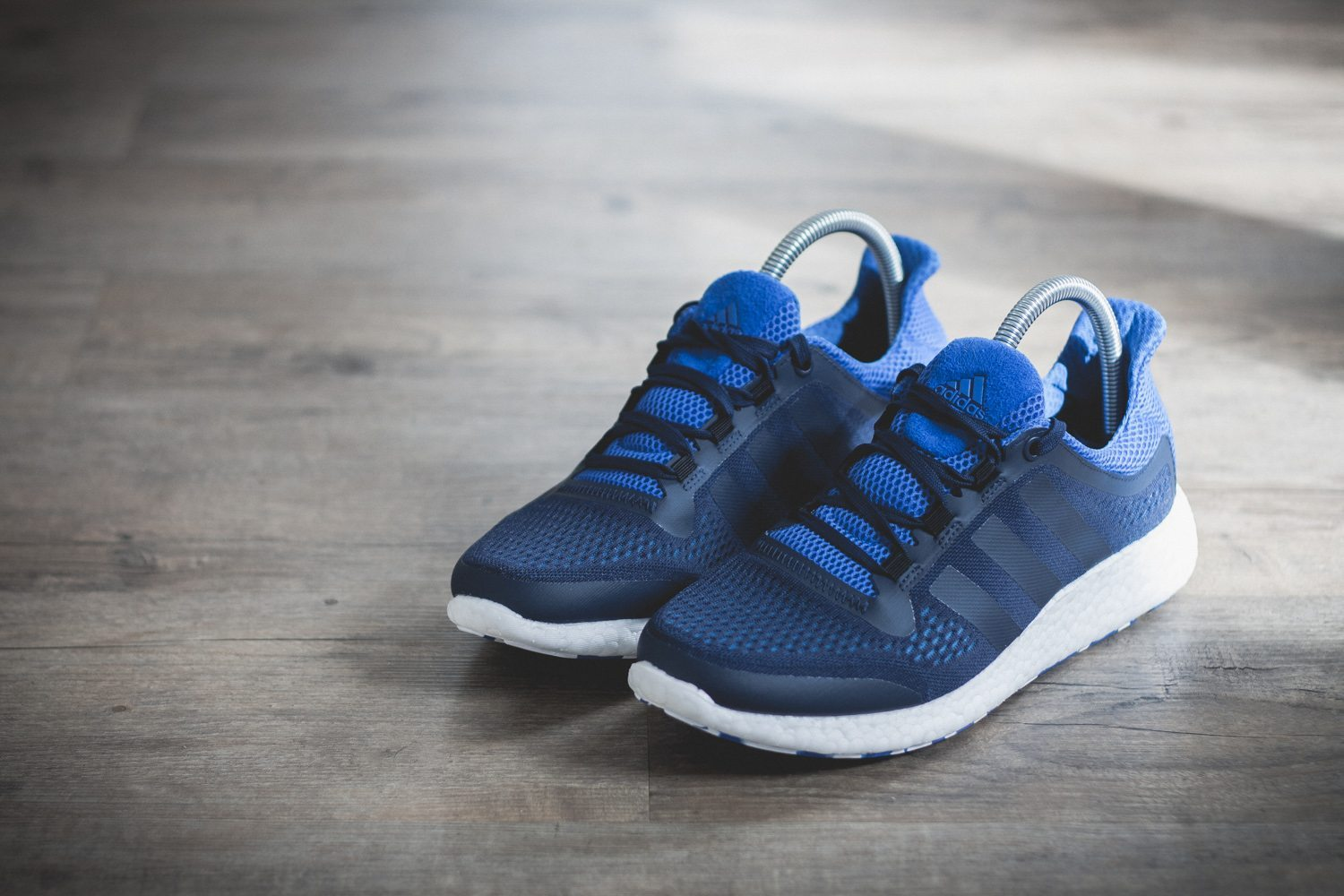 adidas Pure Boost Chill Blue White Review 5