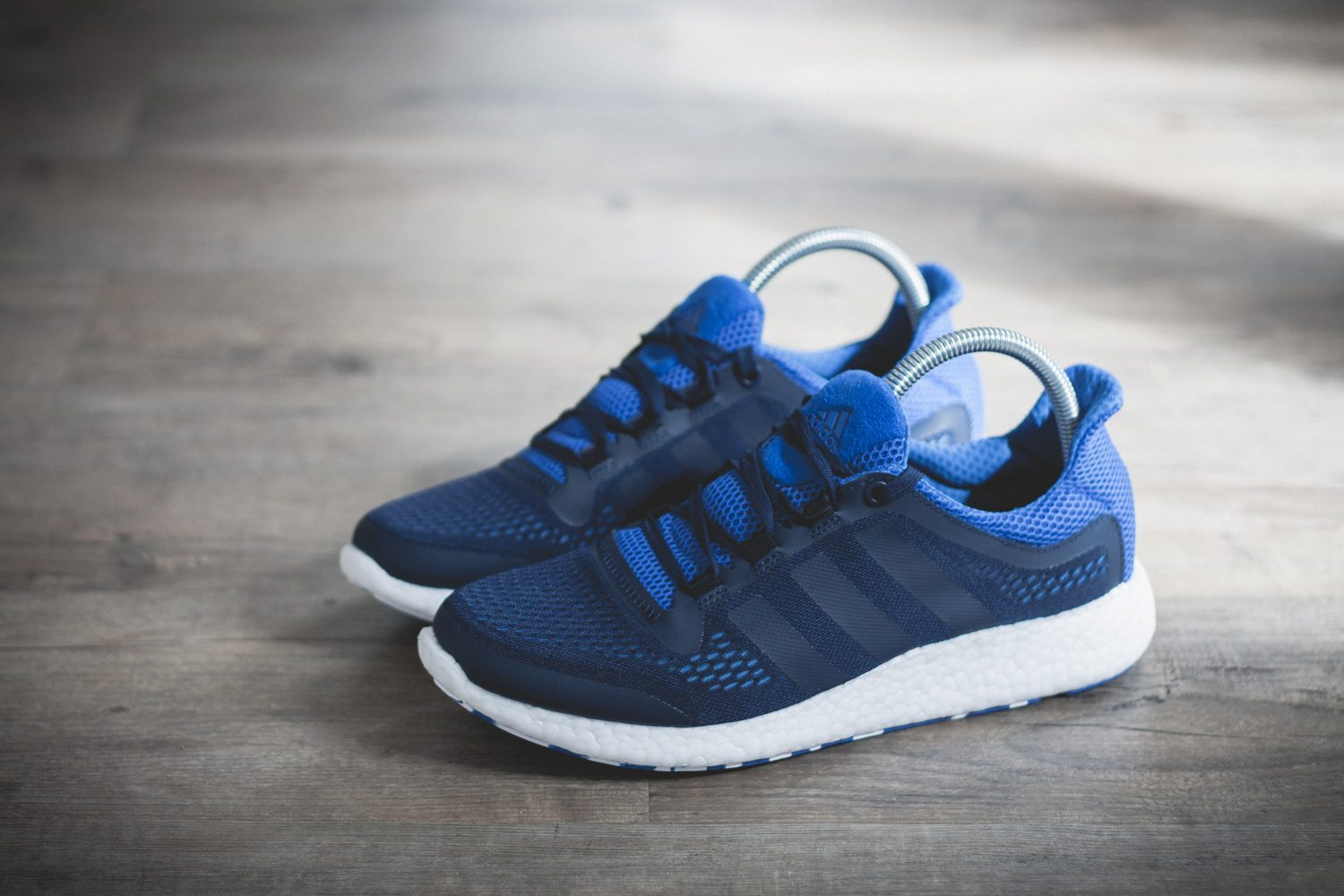 adidas Pure Boost Chill Blue White Review 6
