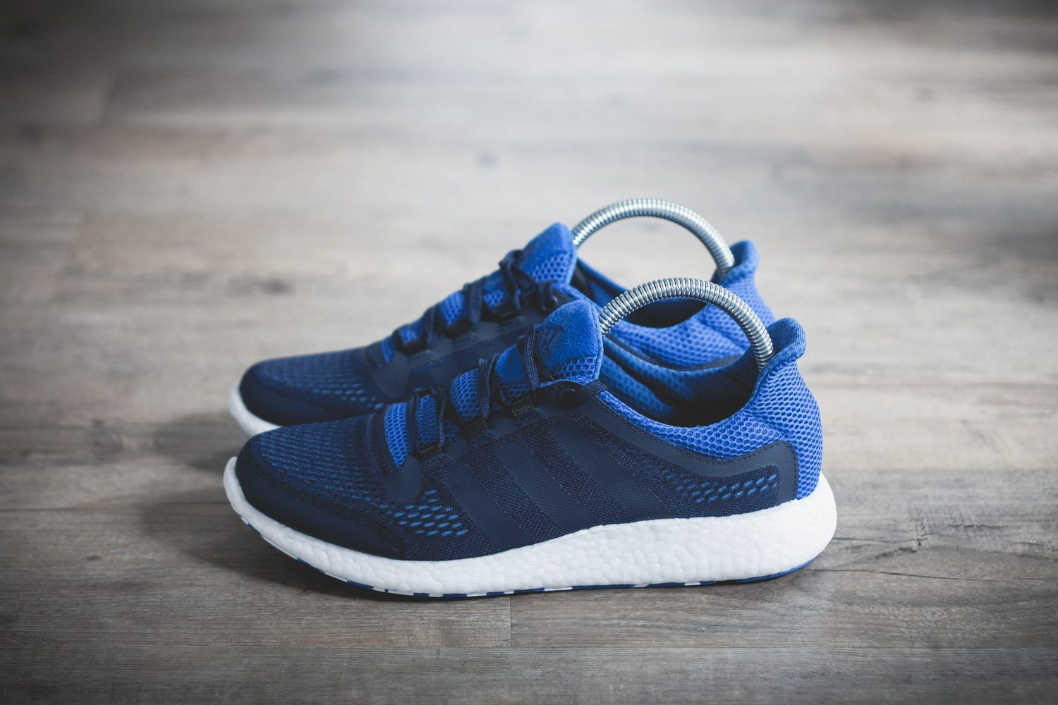 adidas Pure Boost Chill Blue White Review 7