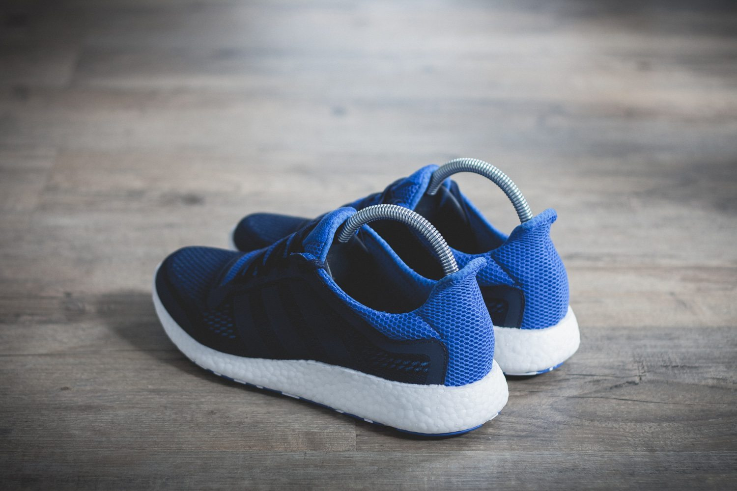 adidas Pure Boost Chill Blue White Review 8