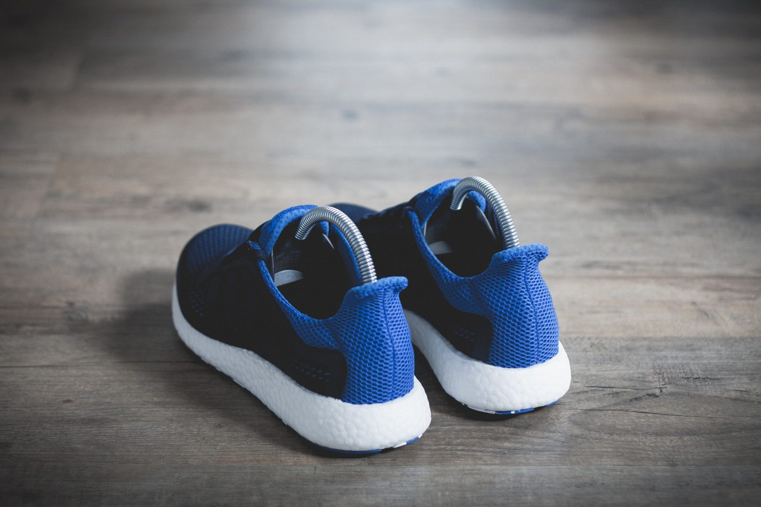 adidas Pure Boost Chill Blue White Review 9