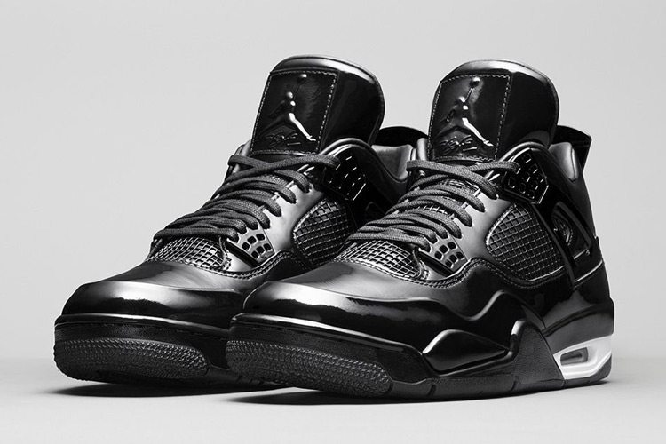 Air Jordan 11Lab4 Black