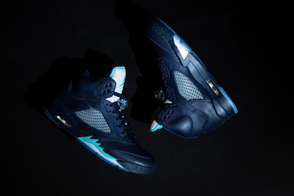 "Air Jordan 5 Retro - ""Hornets"""