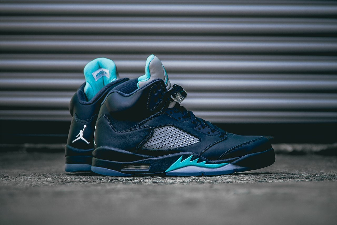 Air Jordan 5 Retro Midnight Navy 1