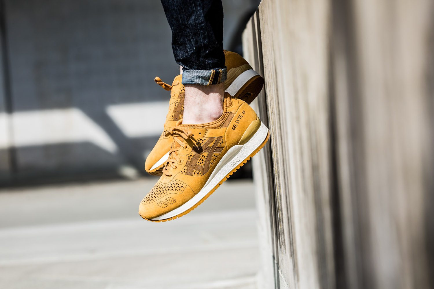 Asics Gel Lyte III Laser Cut Pack 4