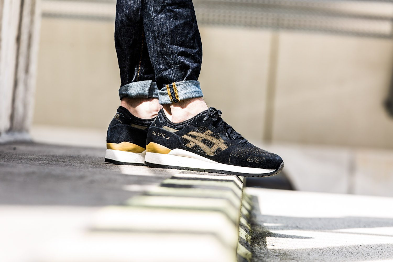 Asics Gel Lyte III Laser Cut Pack 5