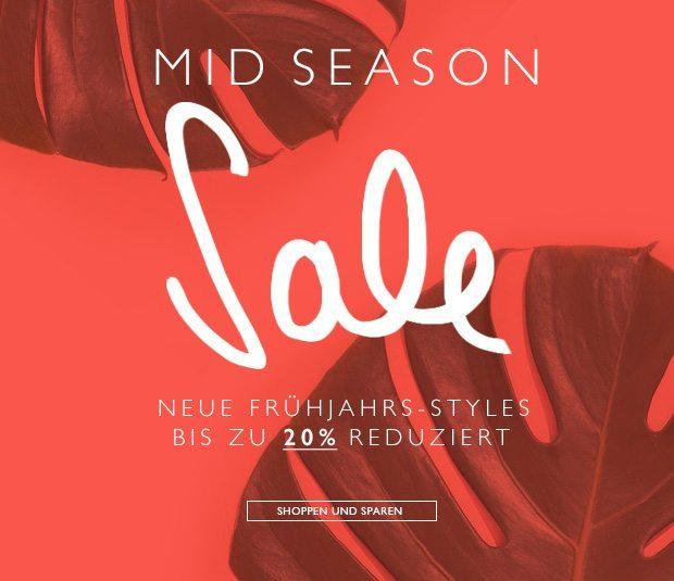 Frontlineshop Mid Season Sale