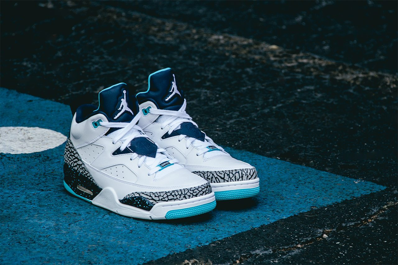 Jordan Son of Mars Low Turquoise Blue 1