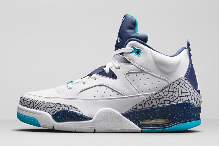 Jordan Son of Mars Low Turquoise Blue