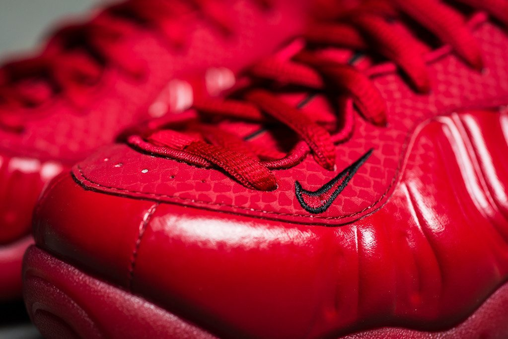 Nike Air Foamposite One Gym Red 7