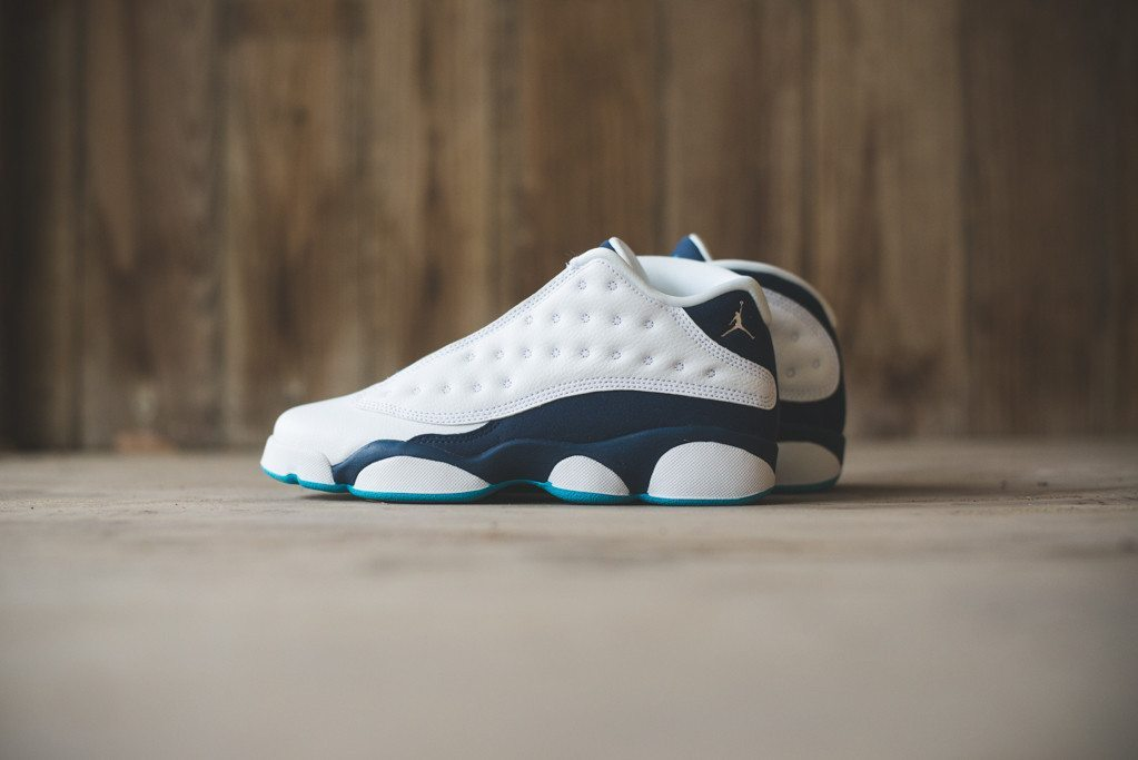 Nike Air Jordan 13 Retro Low Hornets 2