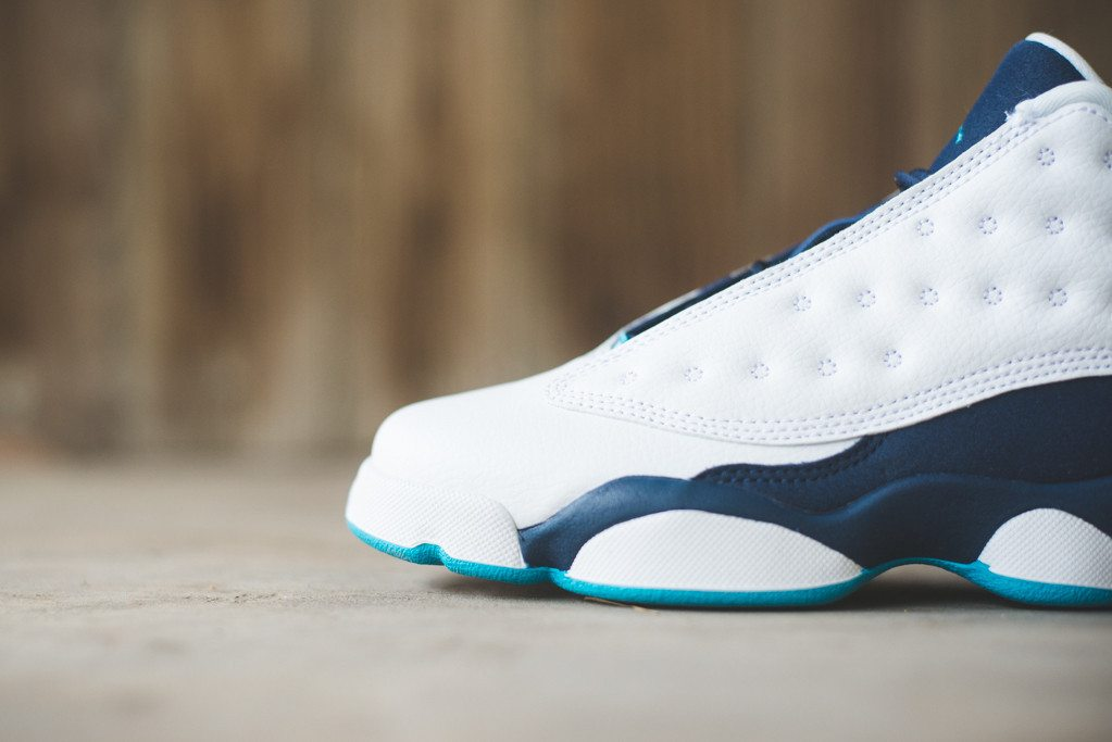 Nike Air Jordan 13 Retro Low Hornets 3