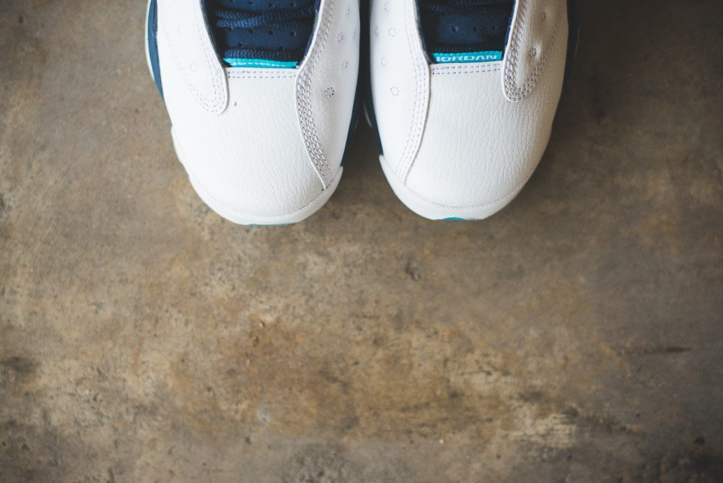 Nike Air Jordan 13 Retro Low Hornets 7