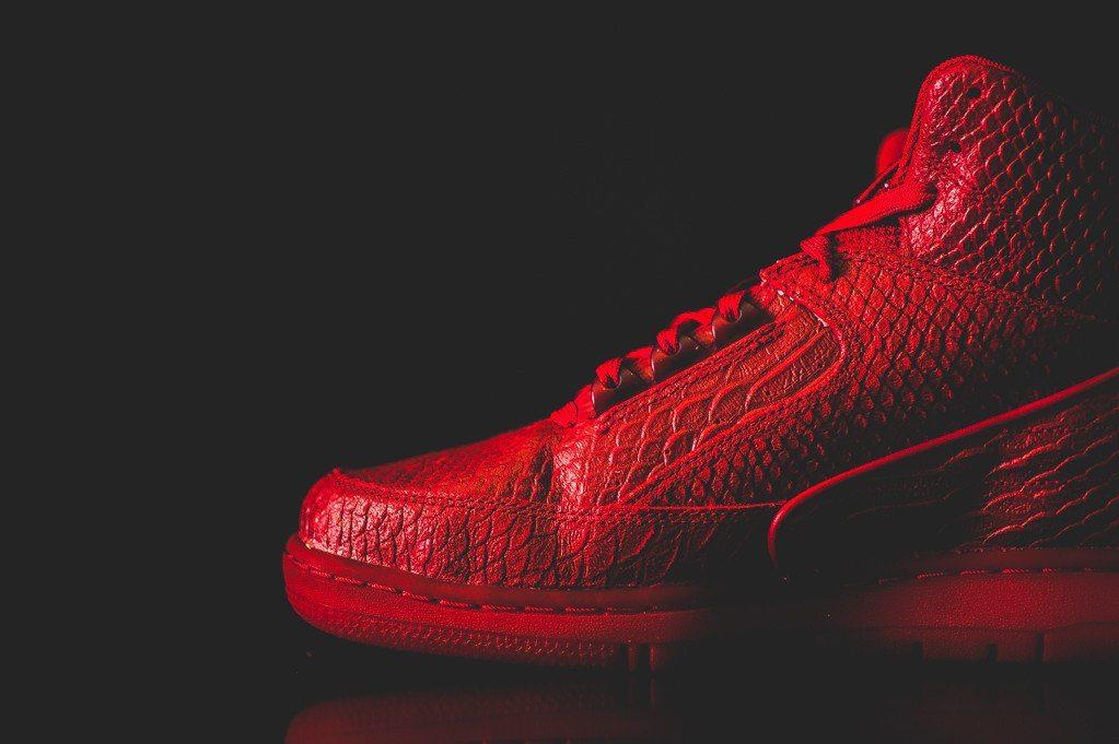 Nike Air Python PRM Gym Red 3