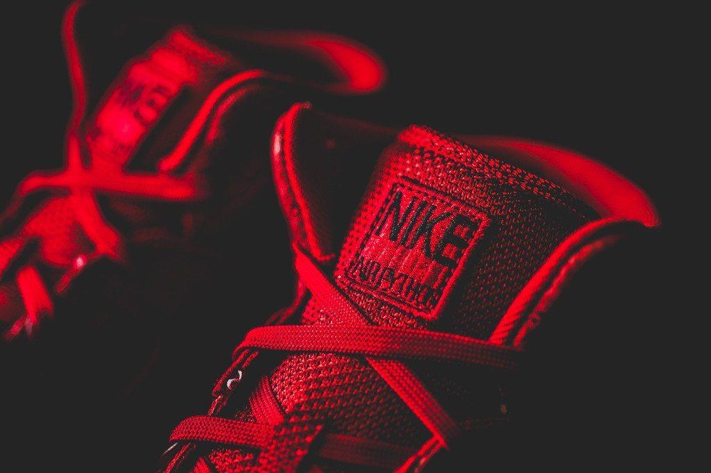 Nike Air Python PRM Gym Red 4