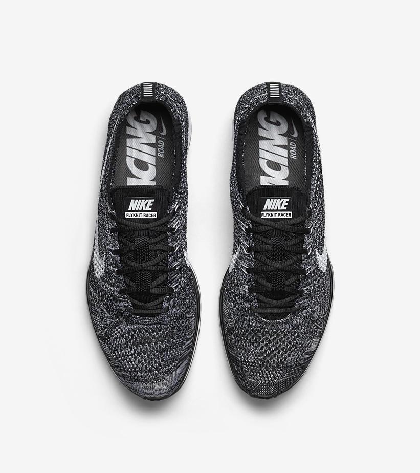 Nike Flyknit Racer Oreo 526628 012 3