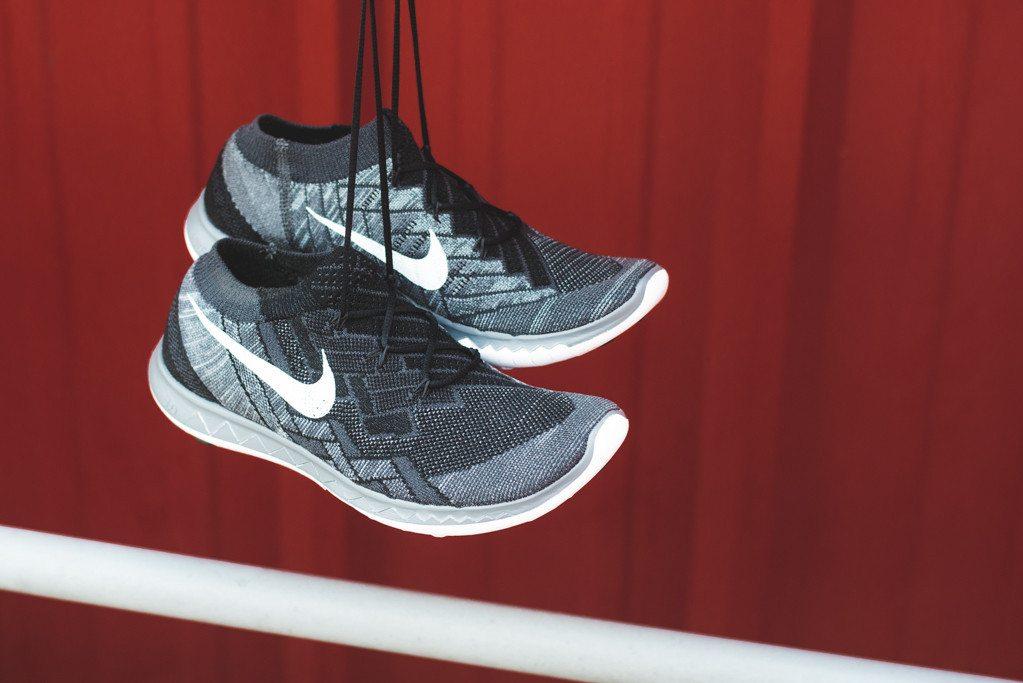 Nike Free Flyknit 3.0 Black 1