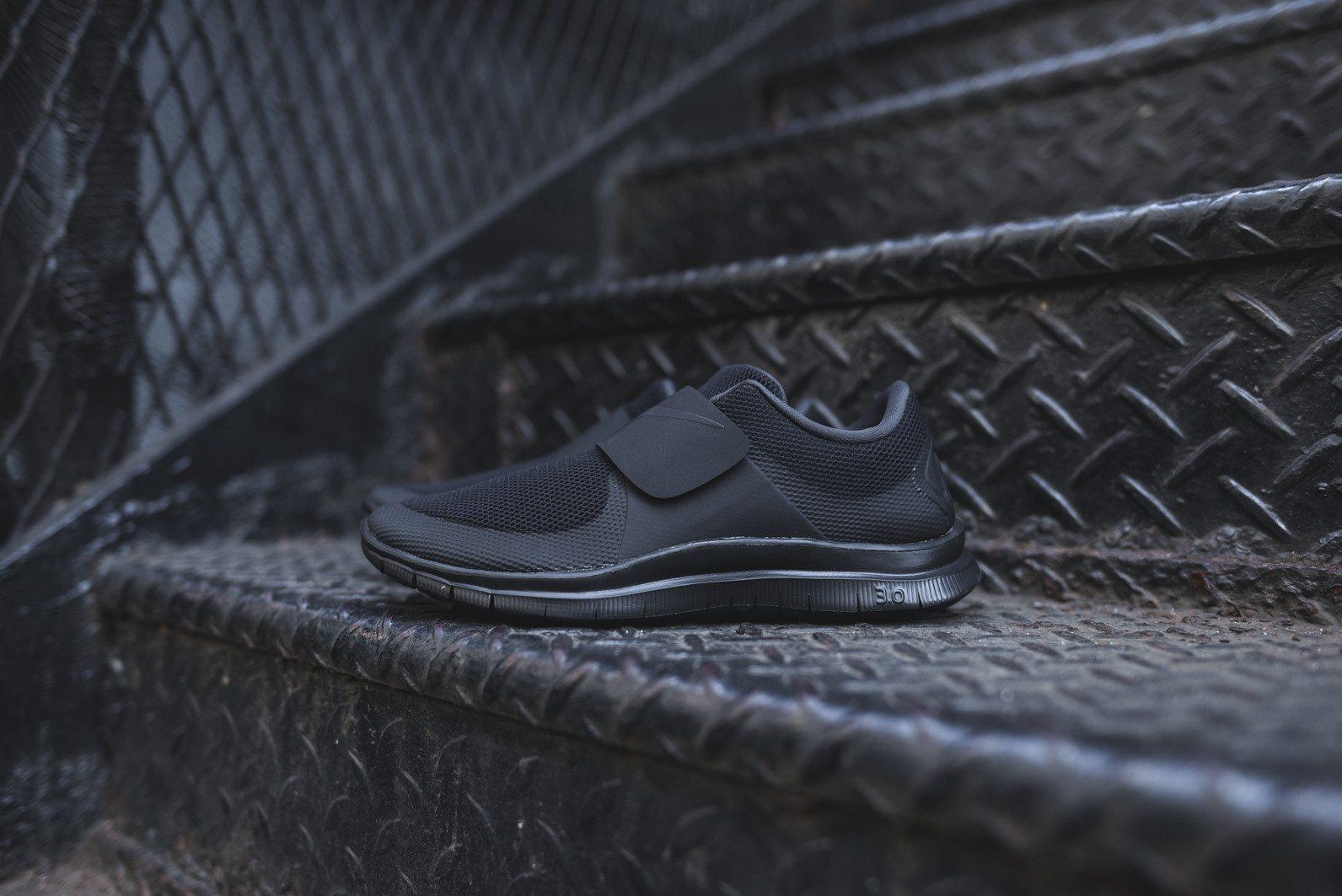 Nike Free Socfly Black Anthracite 2
