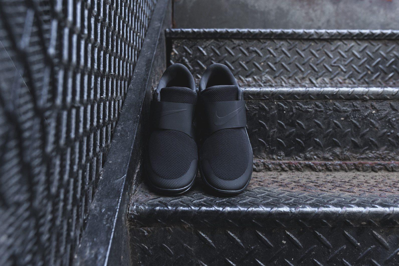 Nike Free Socfly Black Anthracite 6