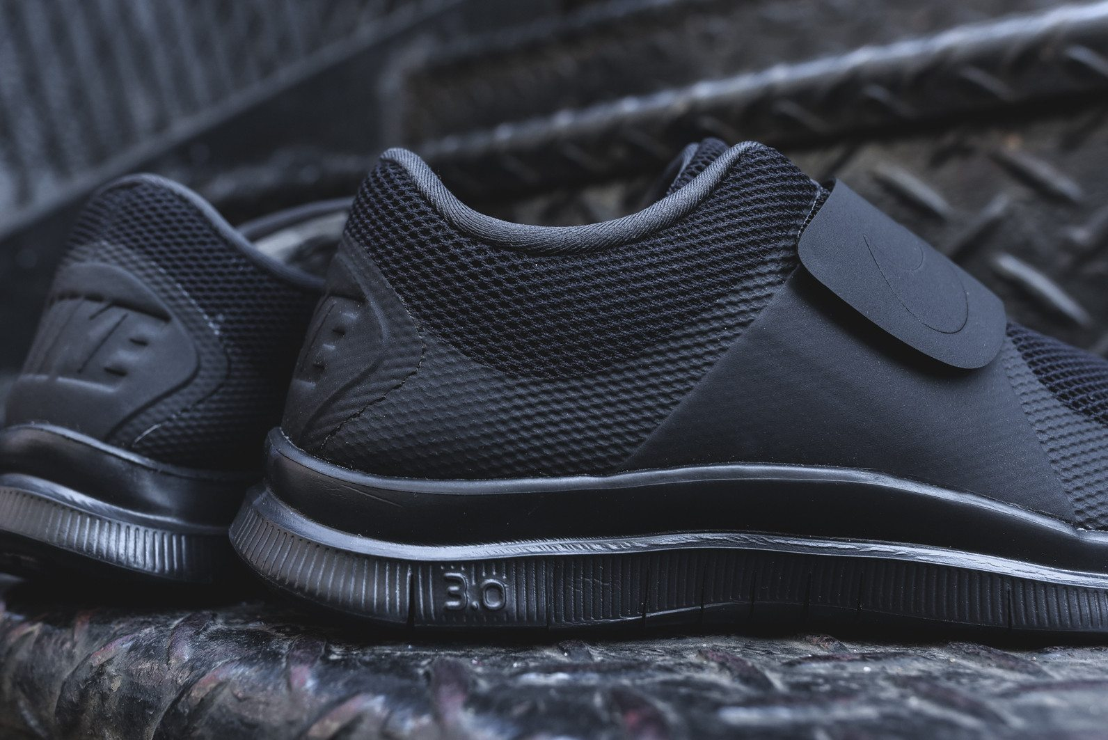 Nike Free Socfly Black Anthracite 7