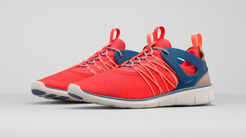 Nike Free Viritous Nike Free Socfly 1
