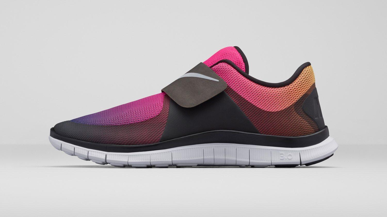 Nike Free Viritous Nike Free Socfly 12