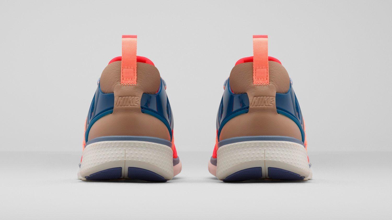 Nike Free Viritous Nike Free Socfly 2